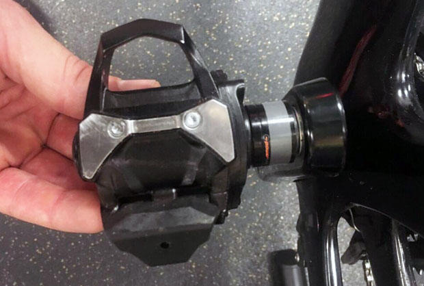 a43649de579 The only possible drawbacks to the P1 pedals are their weight and cost  ( 1199). After several months of continued use