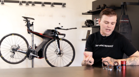 Bottom Bracket Maintenance. Presented by CeramicSpeed
