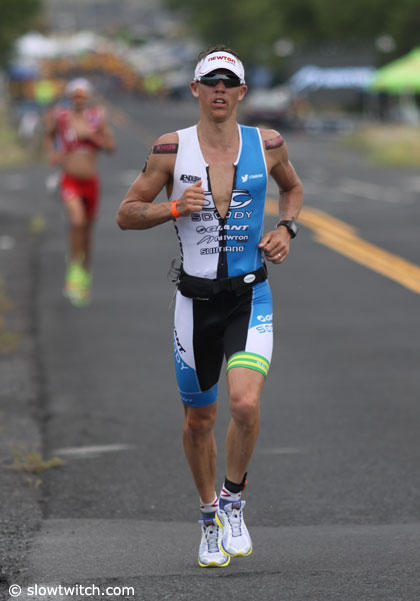 Kona 14 Top 15 Men Run Slowtwitch Com