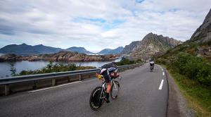 The 2016 Lofoten Extreme Triathlon