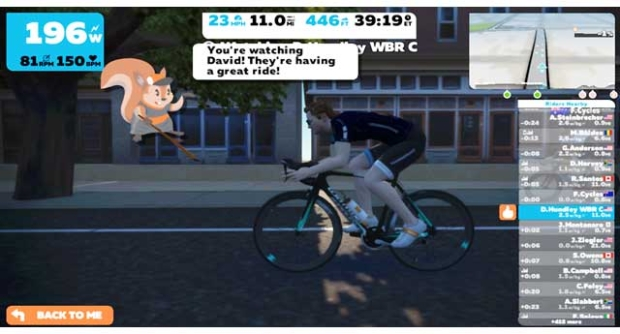 Zwift: Welcome to Watopia - Slowtwitch com