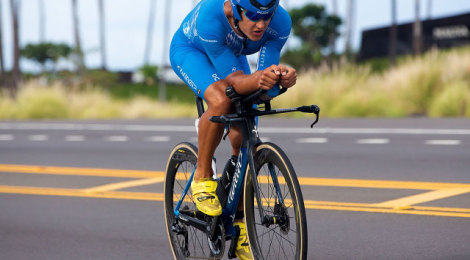 Was There a Domestique in Kona?