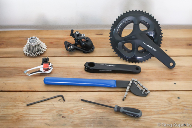 c6f1afdcb78 Given the above, I'm over the moon about the latest 105 groupset from  Shimano, dubbed the R7000 series. With meaningful improvements all around,  ...