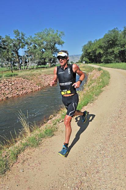 2012 Ironman 70.3 Boulder