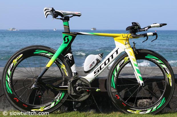 Power Meter Pedals >> Luke McKenzie's Scott - Slowtwitch.com