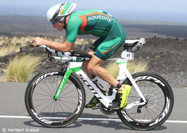 2013 Kona Top 15 Men Bike