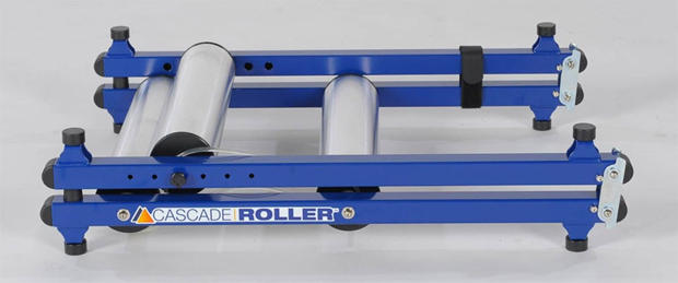 Real Men Ride the Rollers - Slowtwitch com