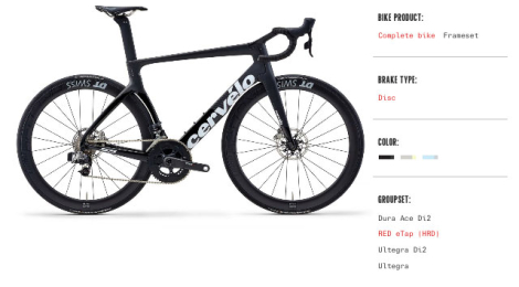 Are New Cervelo and QR Websites Harbingers of Change?