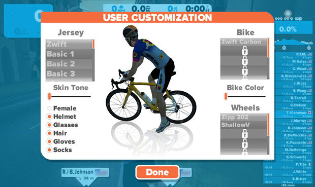 Zwift, the end of easy rides! - Slowtwitch com