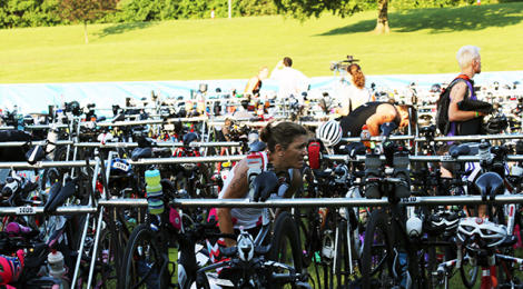Athlete at 70.3 Syracuse disqualified for tampering with a competitor's bike