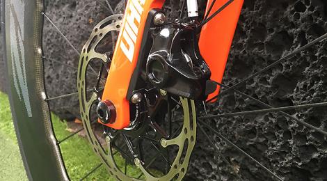SRAM's New TT Hydro Disc Brakes