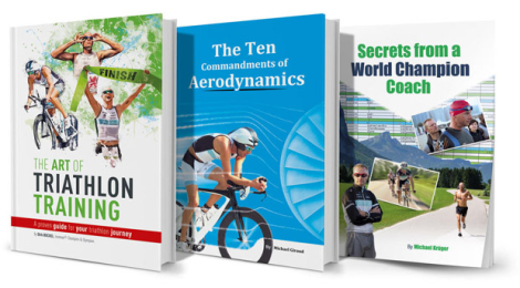 Dirk Bockel offers Triathlon Guides