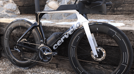 Cervelo's P-Series:  Slowman's Build