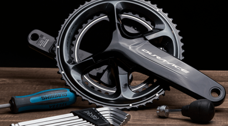 Shimano's Dura Ace R9100P Power Meter