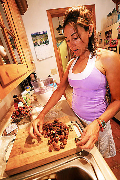 Cooking Up Superfood Bars Slowtwitch Com