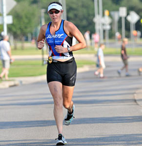 White, Snyder win Cap Tex Tri - Slowtwitch.