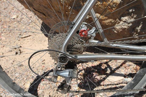 Litespeed T5 gravel bike - Slowtwitch com