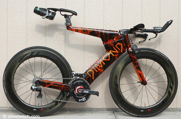 Rob Gray S Lava Inspired Dimond Slowtwitch Com