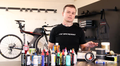 Lubricating Your Bike. Presented By CeramicSpeed.
