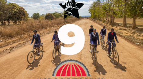 Rappstar's 9th Annual World Bicycle Relief Charity Challenge