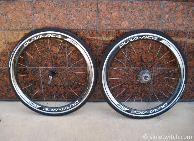 22ab3585cdc Shimano 9000-series wheels - Slowtwitch.com