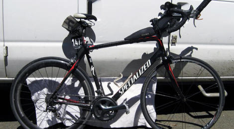 The Kona Q bike of Even Evensen