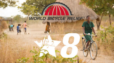Rappstar's 8th Annual World Bicycle Relief Charity Challenge