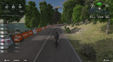 A Quick Peek at Road Grand Tours