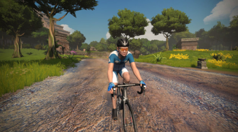 Zwift Routes: Oh, the Places you'll Go!