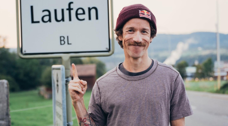 The Running Passion of Florian Neuschwander