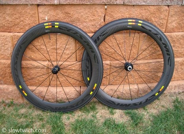 Mavic CXR60 C Ride Report - Slowtwitch.com