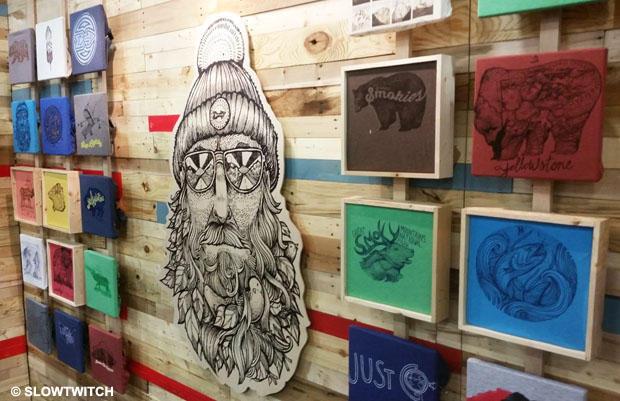 2015 outdoor retailer trade show