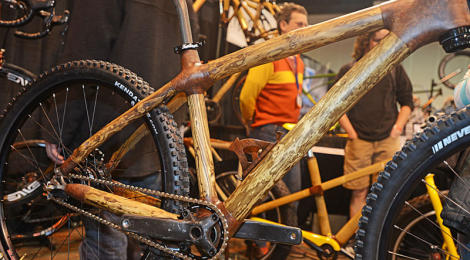 Bamboo Bikes Charlotte Nc Handmade Bicycle Show took