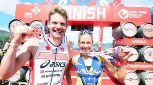 Symonds, Annett top Challenge Penticton