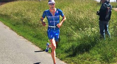 Raelert, Luxford win IM 70.3 European Championship