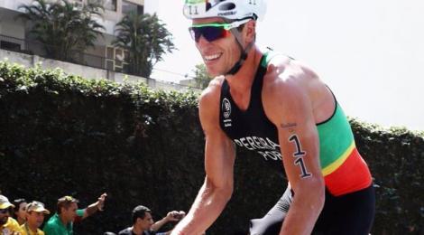 Pereira tops men at European Sprint Champs