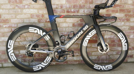 A closer look at the Argon 18 E-118 of Sam Long