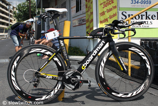 Pete Jacob S Boardman Air Slowtwitch Com