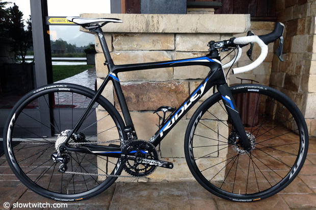 First Look At The Ridley Fenix Disc