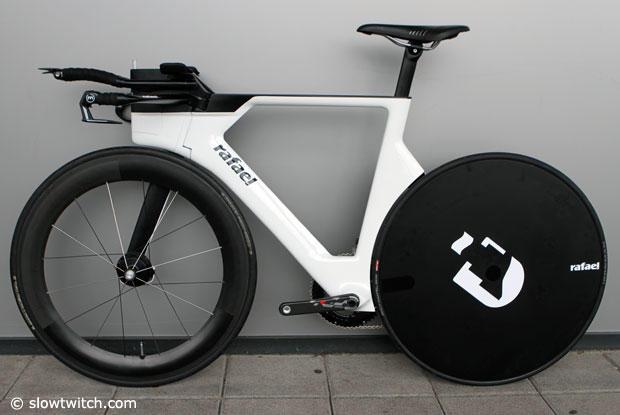 Rafael Hoffleit stellt Spezialrad vor