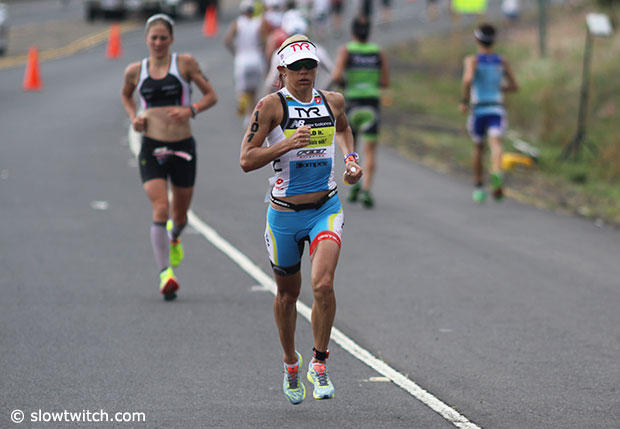 Kona 14 Top 15 Women Run Slowtwitch Com