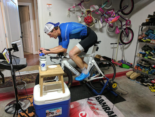 A No Fluff Approach To Ironman Bike Training