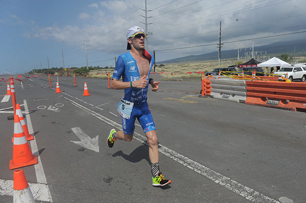 Terenzo Bozzone finishes sixth at Ironman World Championships