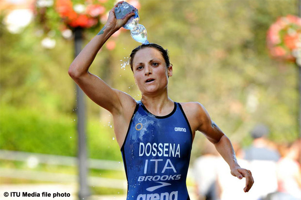 Triathlete/duathlete Sara Dossena 6th at NYC Marathon ...