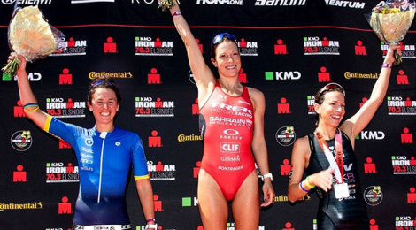Lawrence, Von Berg triumphant at 70.3 European Championship