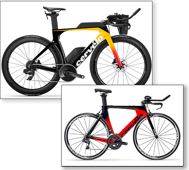 Cervelo's Workhorse Tri Bike Gets an Update - Slowtwitch com