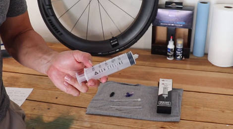 Video: How To Inject Tire Sealant