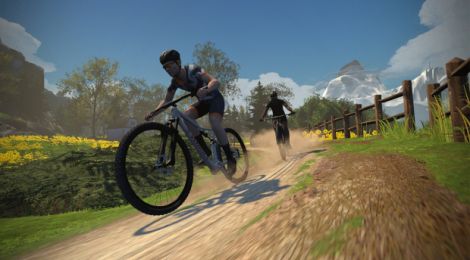 Press Release: Zwift Takes Things Off Road