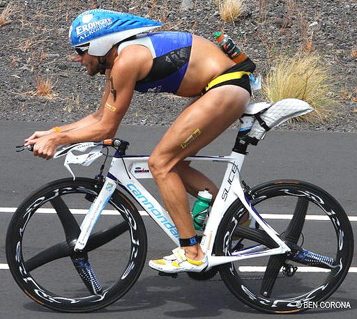 Bike Positions Of Pro Triathletes