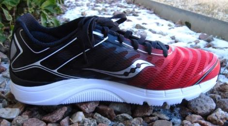 Saucony Kinvara 3 and TR